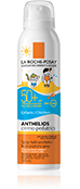 Anthelios Dermo-Pediatrics Spray Multi-positions SPF 50+ de la gamme Anthelios, par La Roche-Posay