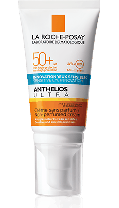 anthelios ultra cr me spf50 sans parfum anthelios de la roche posay. Black Bedroom Furniture Sets. Home Design Ideas