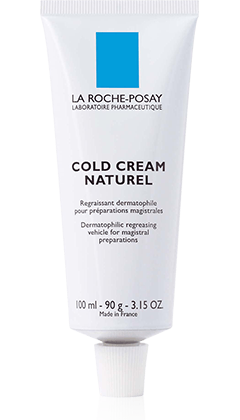Cold Cream Naturel de la gamme Cold Cream Naturel, par La Roche-Posay