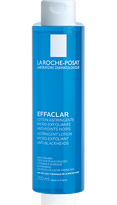 effaclar lotion astringente effaclar de la roche posay. Black Bedroom Furniture Sets. Home Design Ideas