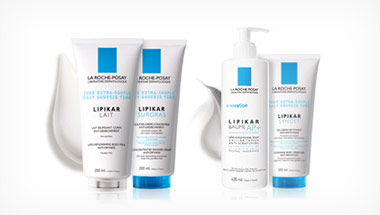 La Roche-Posay working with you against atopy