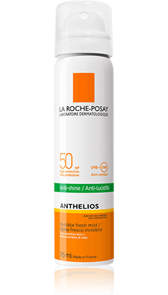 Anthelios 50+ Gel Brume Visage