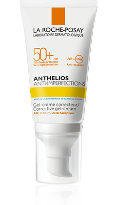 Anthelios  Anti-imperfections Gel-crème SPF50+
