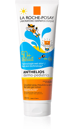 Anthelios Dermo-Pediatrics Wet Skin SPF50+