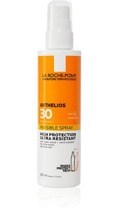 ANTHELIOS SOLAIRE SPRAY INVISIBLE SPF30
