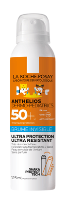 Anthelios Spray Protection Solaire Enfant SPF50+