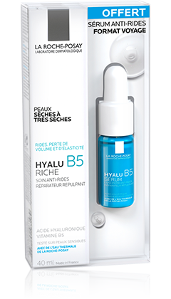 Coffret Hyalu B5 Riche + Mini Sérum offert