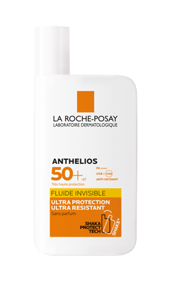 Anthelios Solaire pocket Fluide Invisible SPF50+ Sans Parfum
